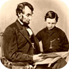 lincoln and reading books made the man reading and writing education history assembly show