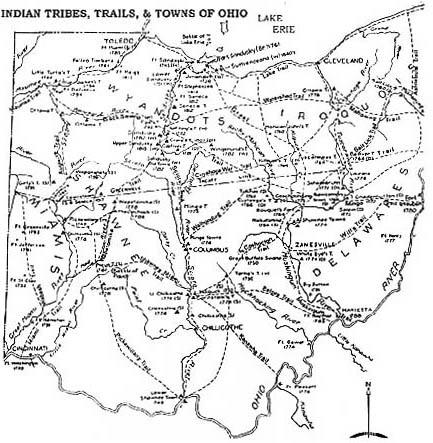 Native American History Of Indiana