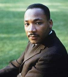 Resultado de imagem para Martin Luther King Jr
