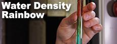 Water Density Rainbow