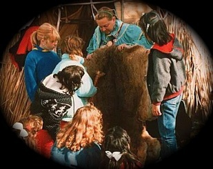 native american school program