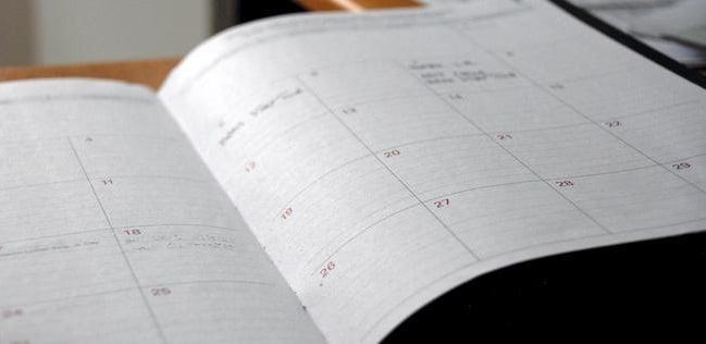 Jaarlijkse activiteiten rondom informatiebeveiliging: De operationele planning