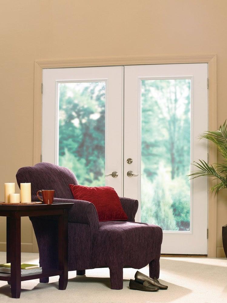 Clear Doorglass