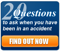 Auto Accident Questions