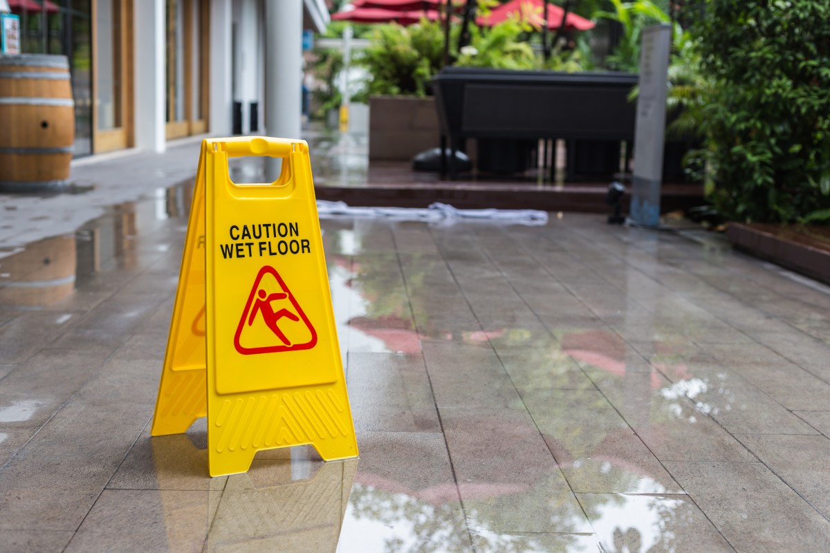 Everything You Need to Know About Slip and Fall Prevention