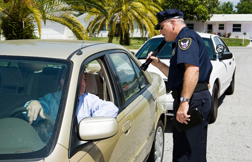 When Can a Police Officer Search My Car?