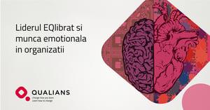 Liderul EQlibrat si munca emotionala in organizatii