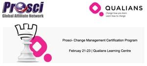 Certificare Prosci in Change Management