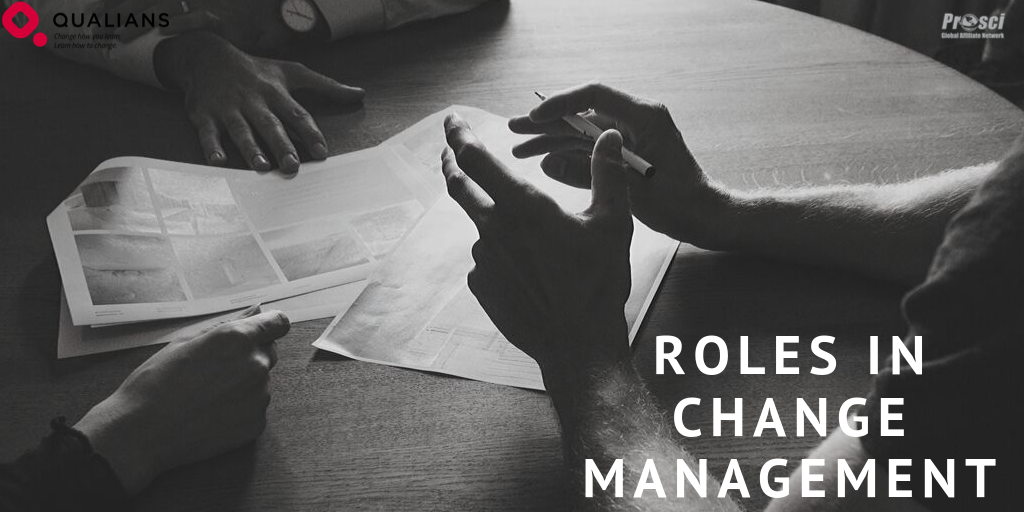 Roles in Change Management