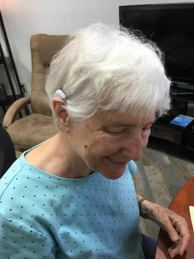 Customer Story: Gertrude Harris