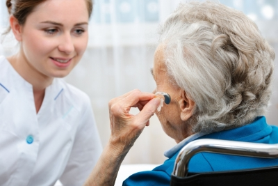How to Prevent Hearing Aid Loss in the Nursing Home
