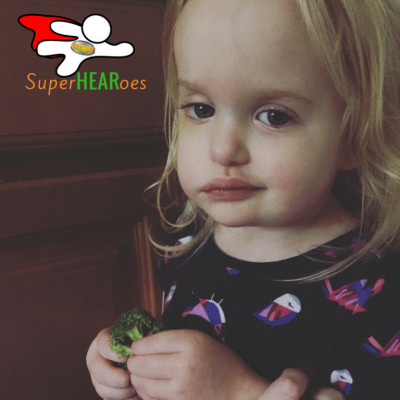 This Month's SuperHEARo is battling CHARGE syndrome and winning!