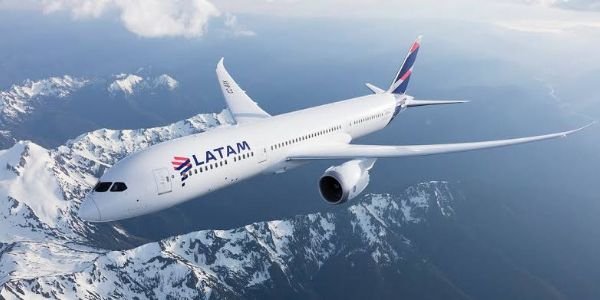 LATAM Airlines Awarded World's Most Punctual Airline