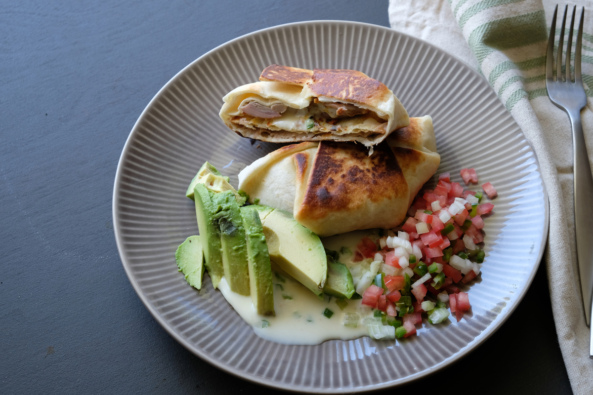 Venison Crunch Wraps with Wade Truong