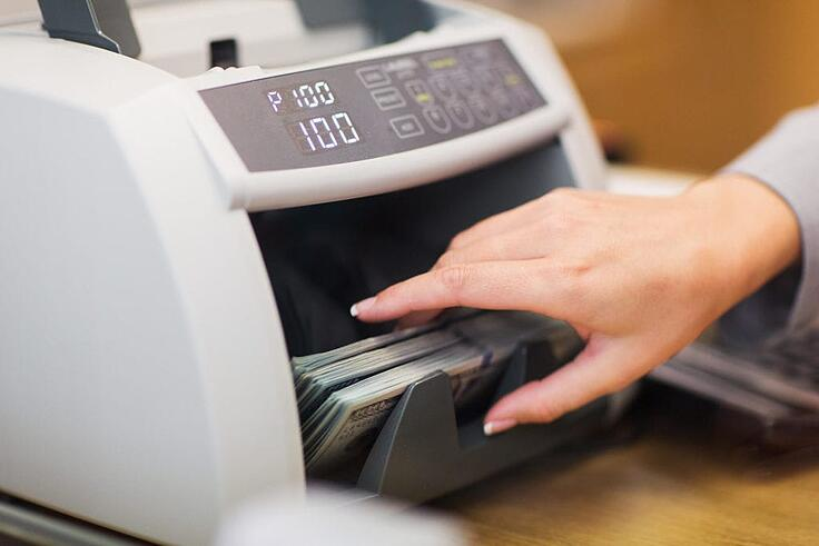 Top 4 Ways Cash Handling Technology Pays Off