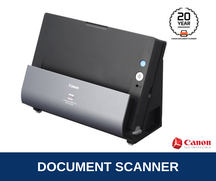 Canon imageFORMULA DR-C225W Brochure