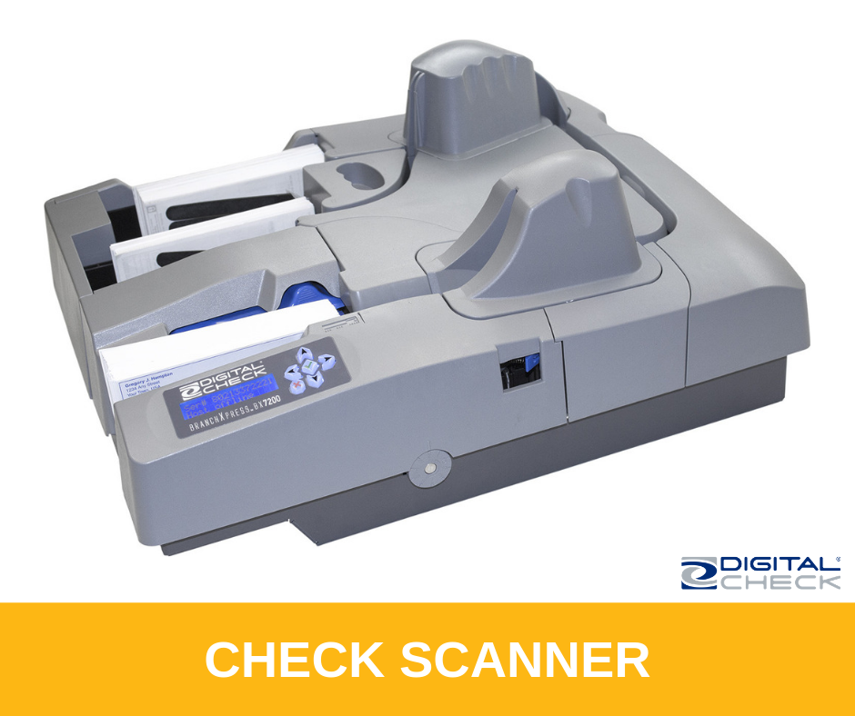 Digital Check BranchXpress BX7200 Brochure