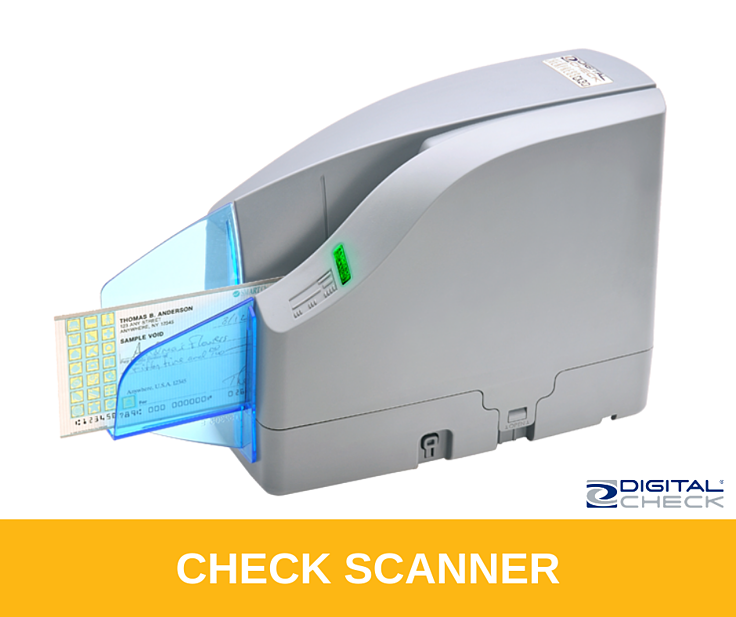 Digital Check CheXpress CX30 Brochure
