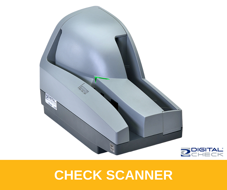 Digital Check TellerScan TS240 Brochure