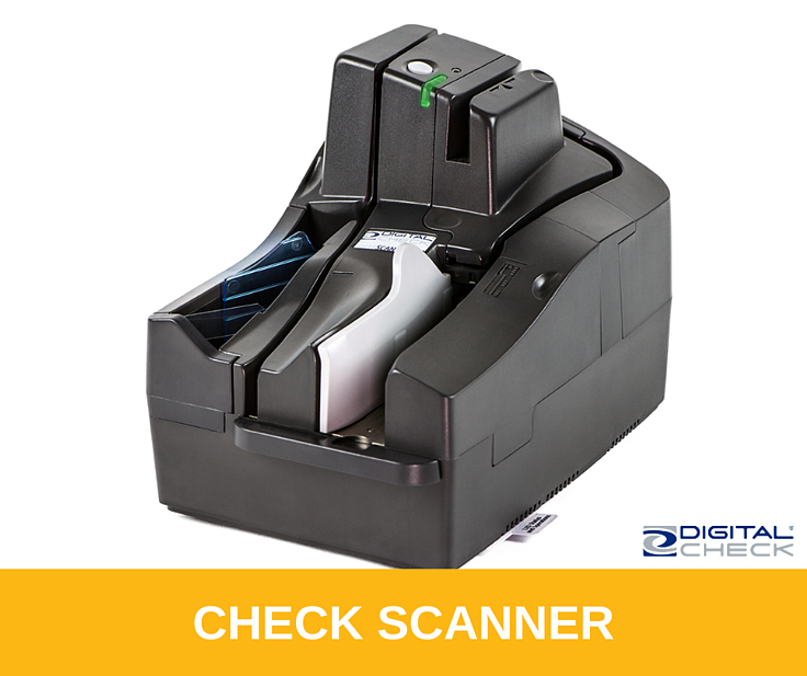 Digital Check TellerScan TS500 Brochure