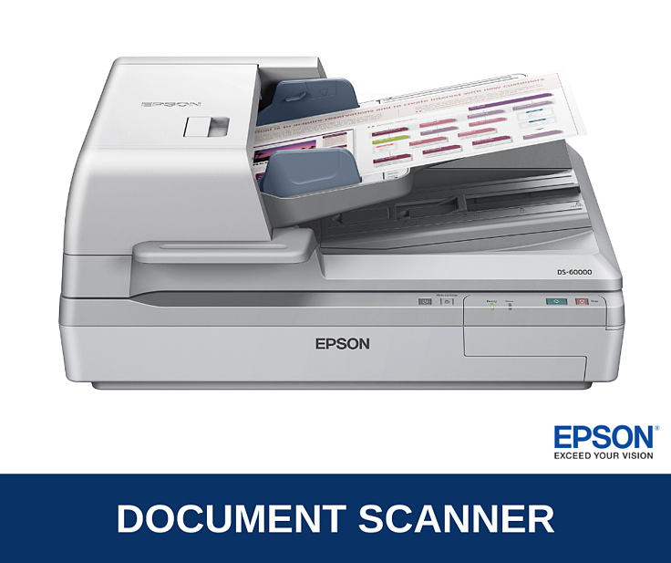Epson WorkForce DS-60000 Brochure