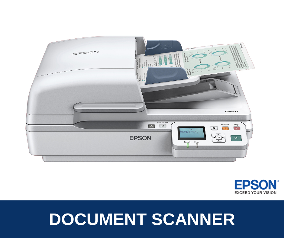 Epson WorkForce DS-6500 Brochure