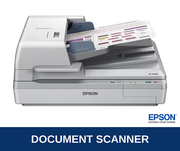 Epson WorkForce DS-70000 Brochure