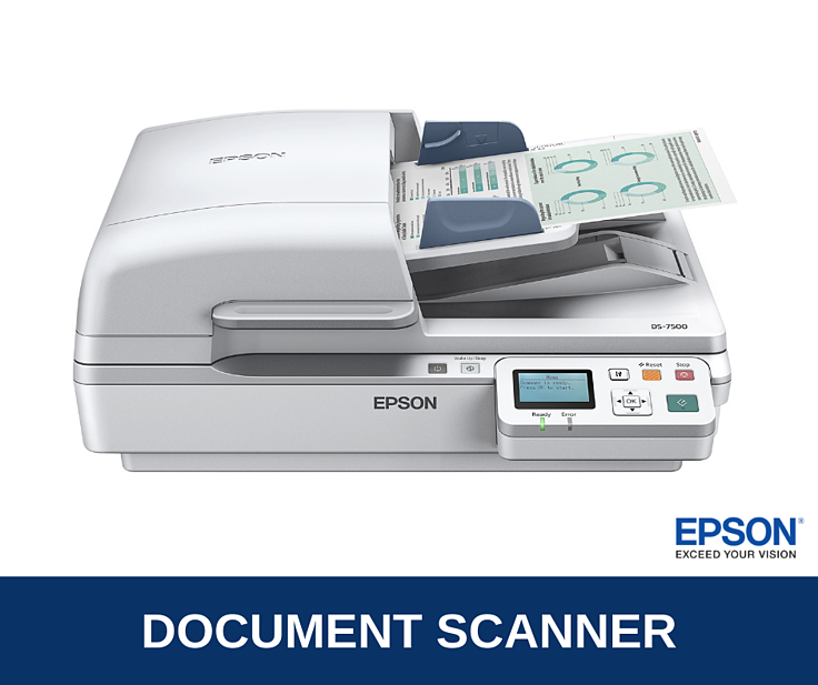 Epson WorkForce DS-7500 Brochure