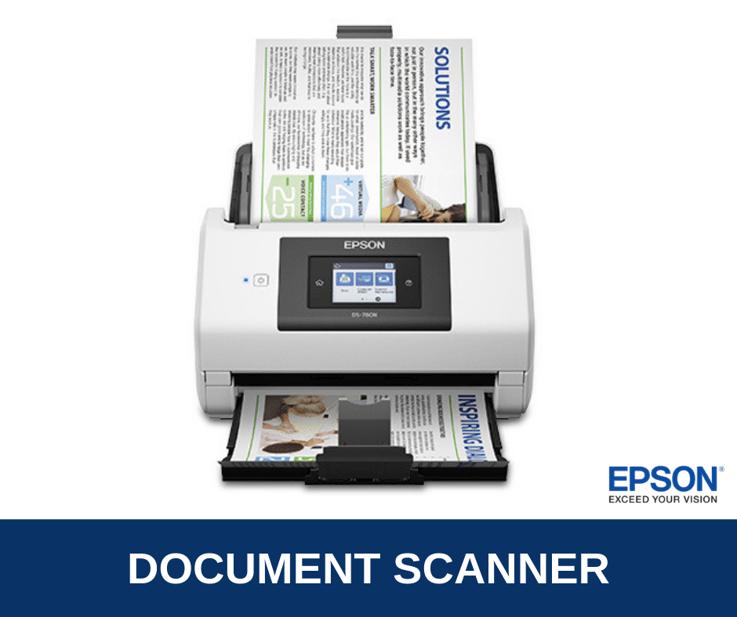 Epson DS-780N Brochure