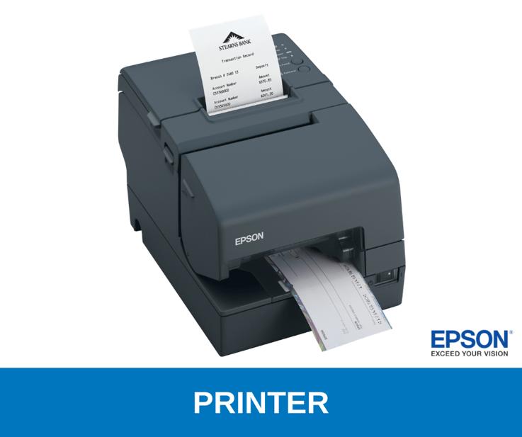 Epson TM-H6000IV Brochure