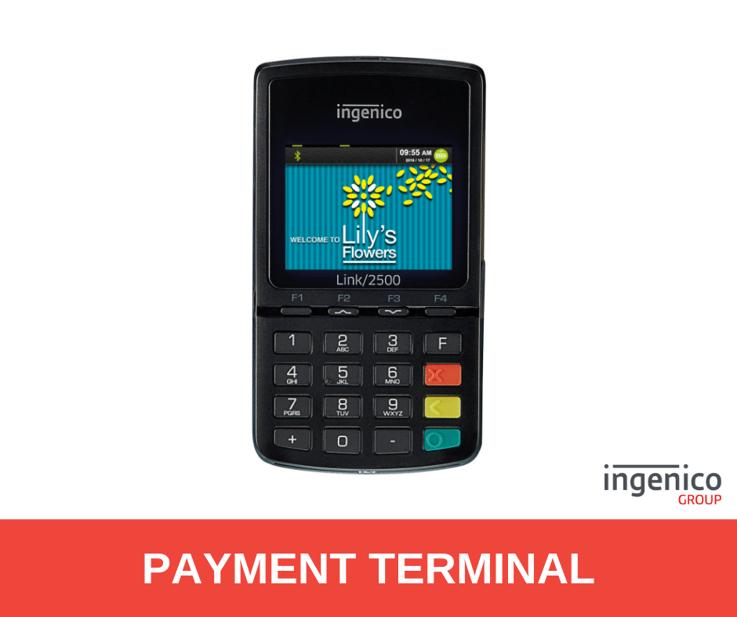 Ingenico Link 2500 Series Brochure