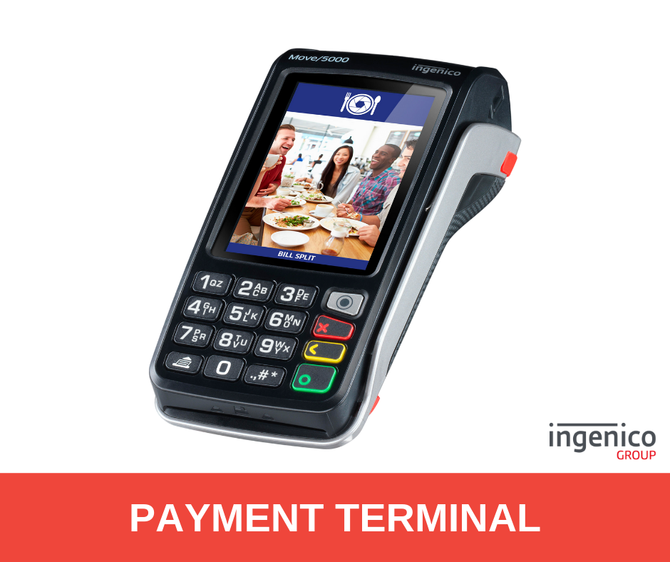 Ingenico Move 5000 Brochure