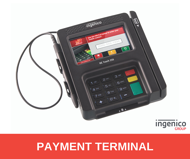 Ingenico iSC Touch 250 Brochure