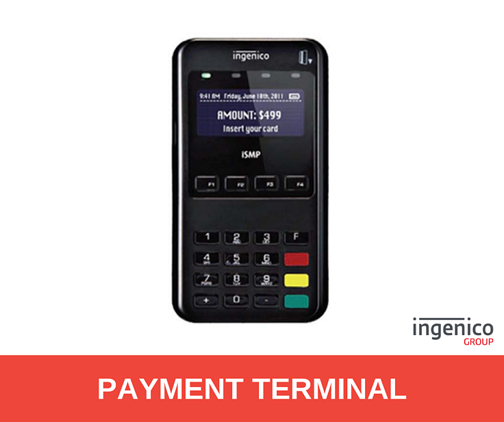 Ingenico iSMP Companion Brochure