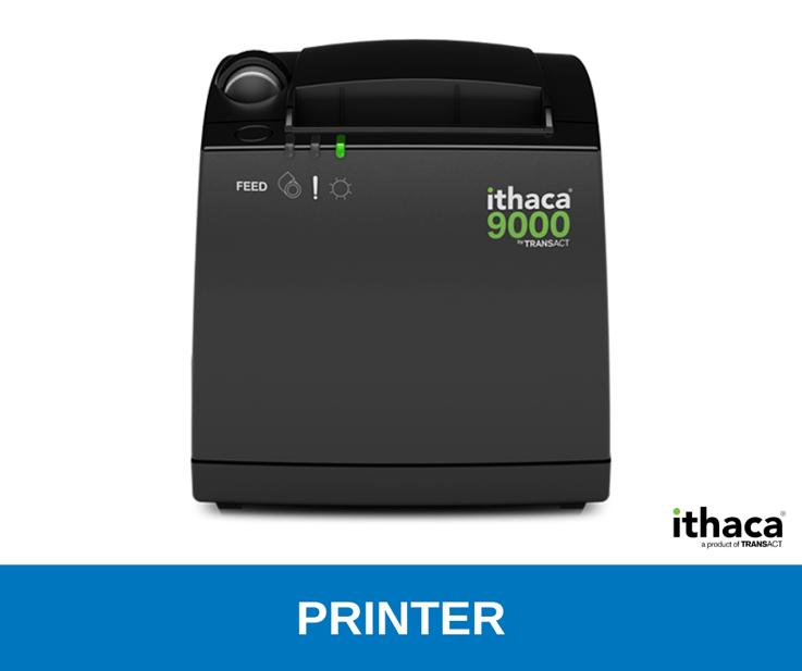 Ithaca 9000 Brochure