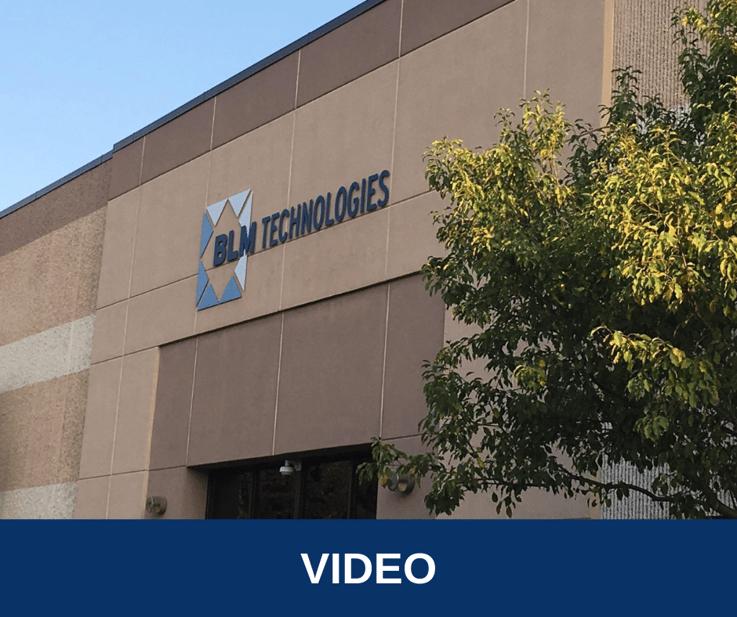 About BLM Technologies Explainer Video
