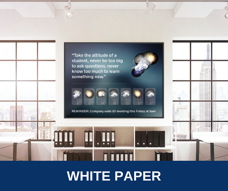 Getting Started with Digital Signage - Part 2