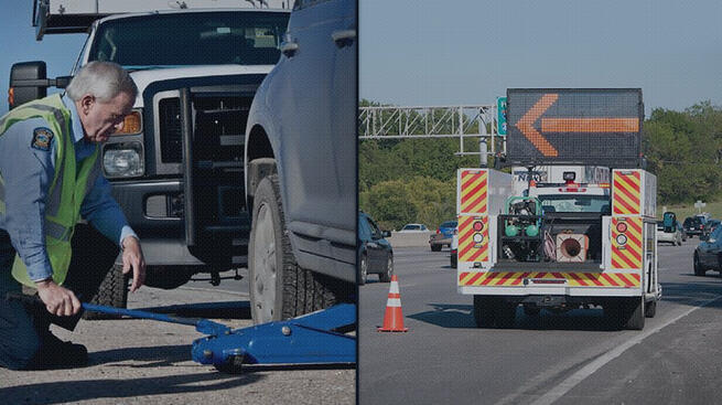 Kansas Highway Patrol Protecting Crews and Motorists With Safety Cloud®