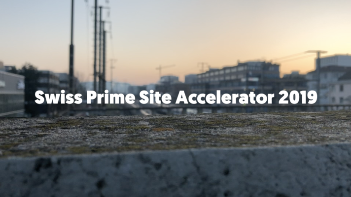 Parashift am Swiss Prime Site Accelerator 2019