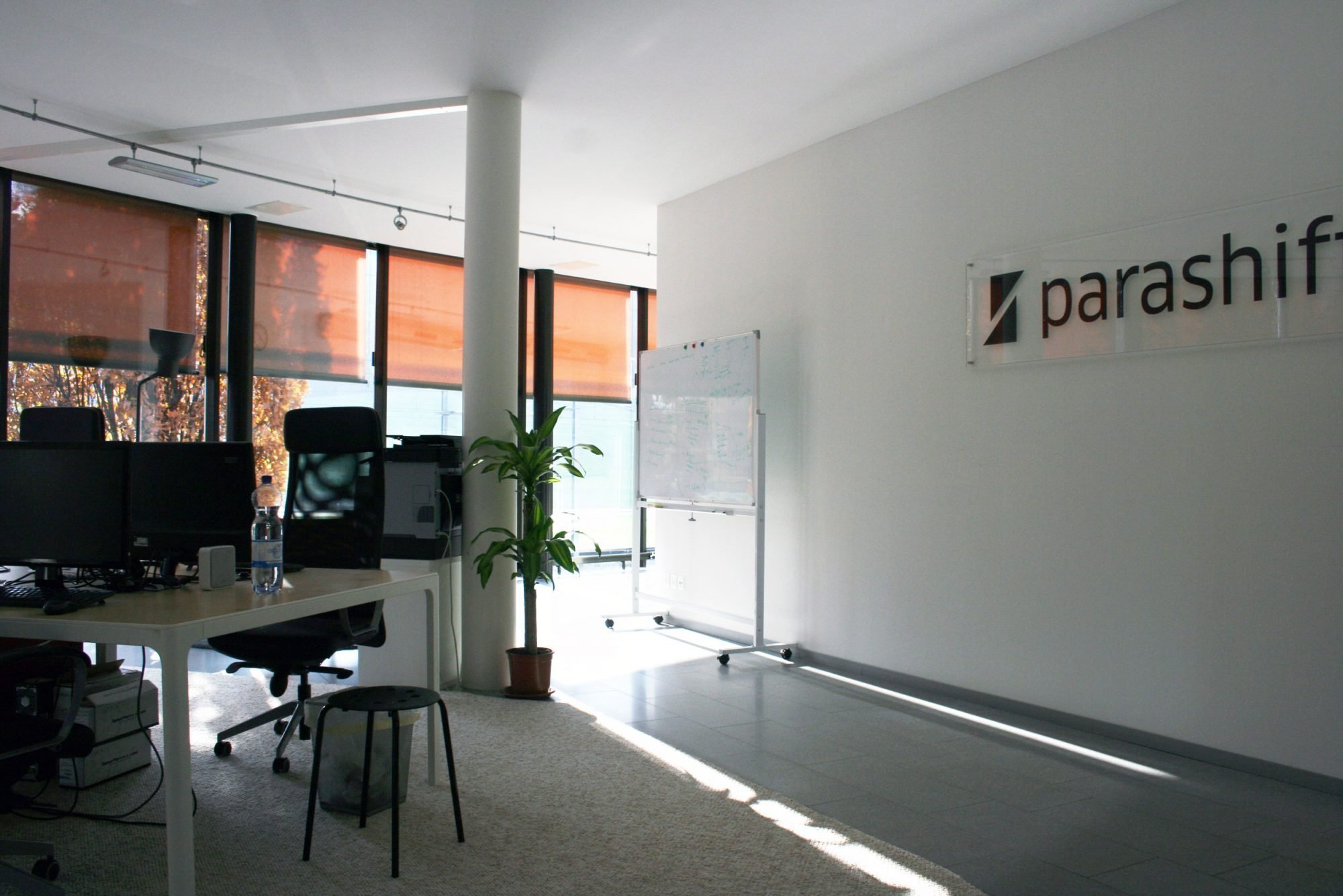 Parashift Company Update January 2019