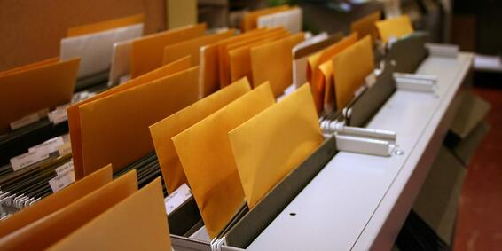 Innovation killer: Old incoming mail process
