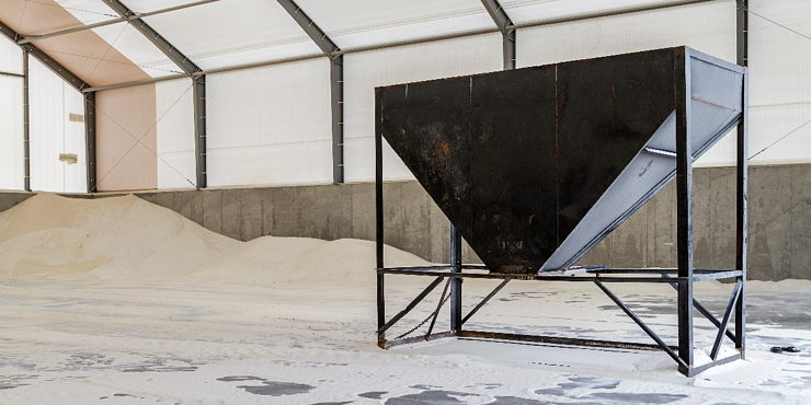 op 3 Advantages of Tension Fabric Buildings for Mining