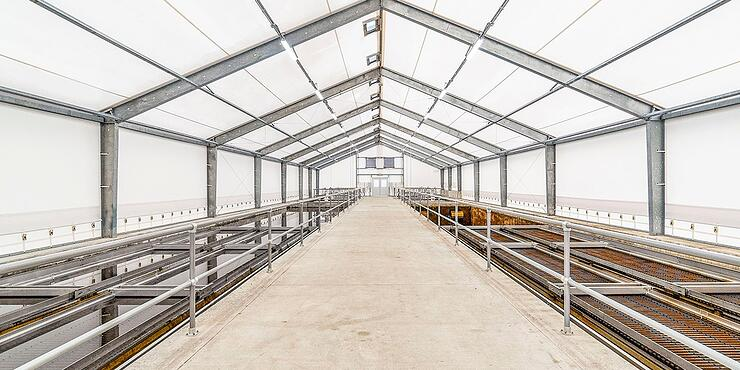 Top 4 Benefits of Tension Fabric Buildings for Wastewater Treatment Plants
