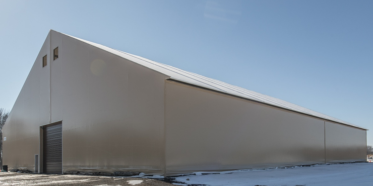 Fabric Buildings - Building Code - Legacy Building Solutions