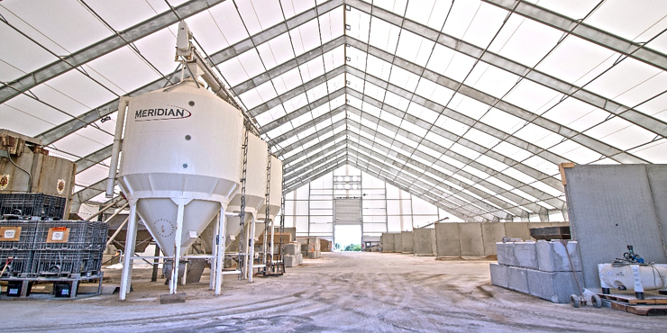 Climate Controlled Fabric Buildings