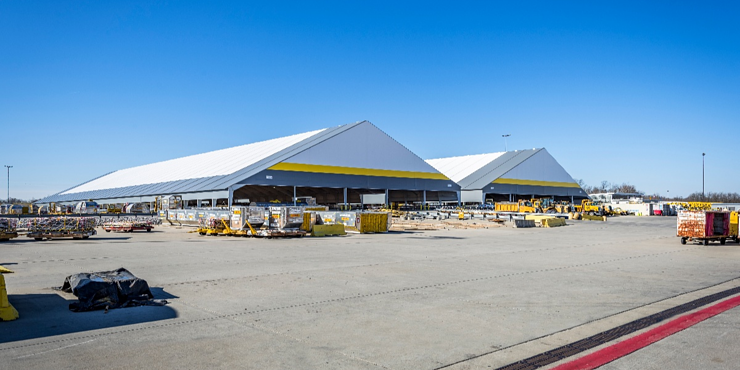 5 Reasons to Choose a Fabric Aviation Hangar