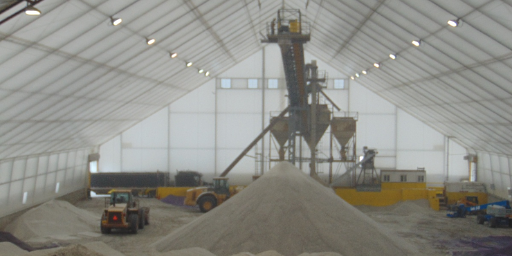 5 Reasons to Use Fabric Structures in Mining Operations