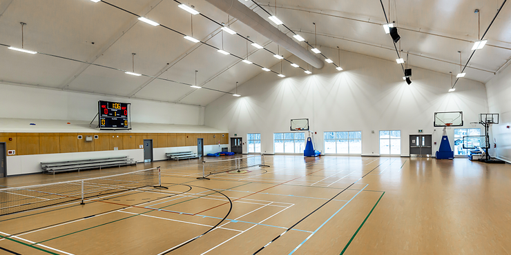 Five Advantages of Fabric Sports Arenas