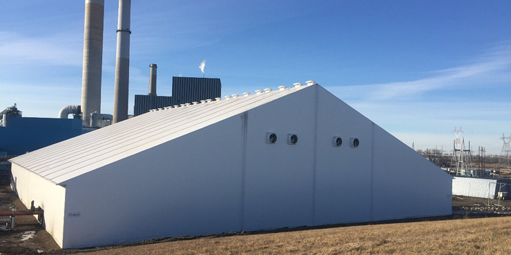 Fabric Structures Streamline Oil & Gas Construction Projects