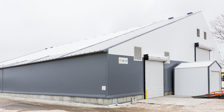 5 Benefits of Tension Fabric Building - Legacy Building Solutions